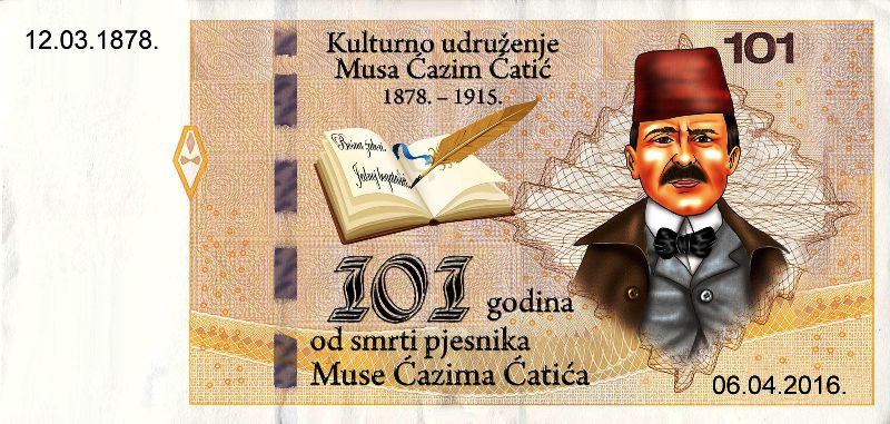 101 godina - Musa Cazim Catic